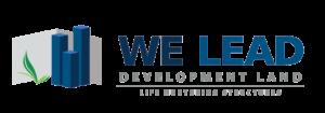 We Lead Development Land